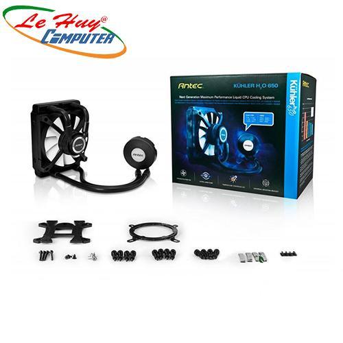 Tản nhiệt khí CPU ANTEC KUHLER  H2O650