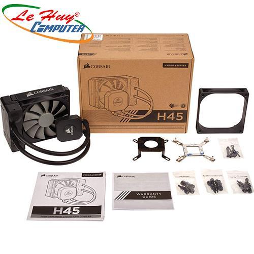 Tản nhiệt khí CPU Corsair Hydro Cooler H45 - 120mm - Single