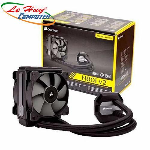 Tản nhiệt khí CPU Corsair Hydro Cooler H80i V2 - 120mm - Single