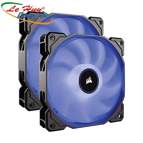 Fan Case Cosair AF140 Led White/ Blue/Red