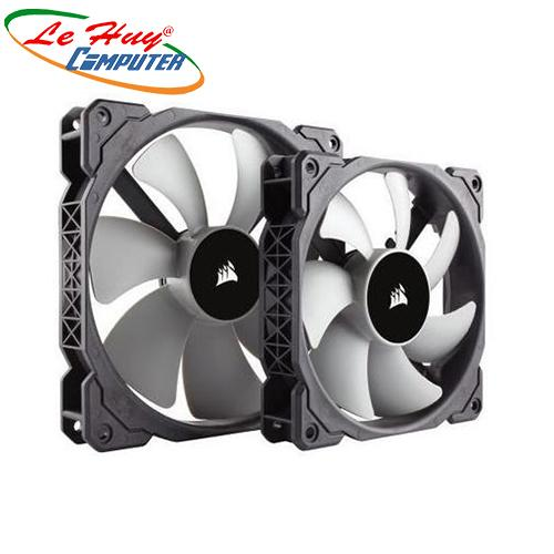 Fan Case Cosair ML140 Magentic Dual Pack - Non LED - Hộp 2 FAN