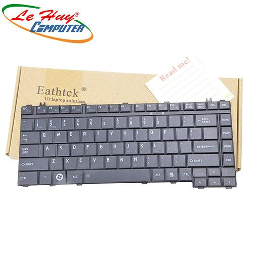 Bàn phím Laptop Toshiba SatelliteA200, A300, A305, M200, M300, M500, M505. L200, L300, L305, L310, Tectra A9, M9