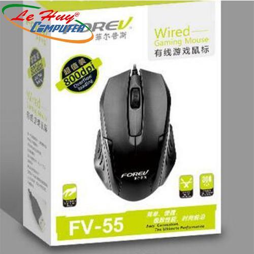 Chuột máy tính Forev FV 55