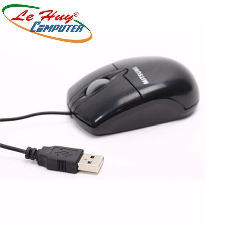 Chuột máy tính có dây Mitsumi 6603 Mini USB-CTY BH 06TH