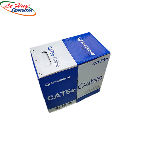 CABLE ENSOHO Cat 5e FTP(305m)