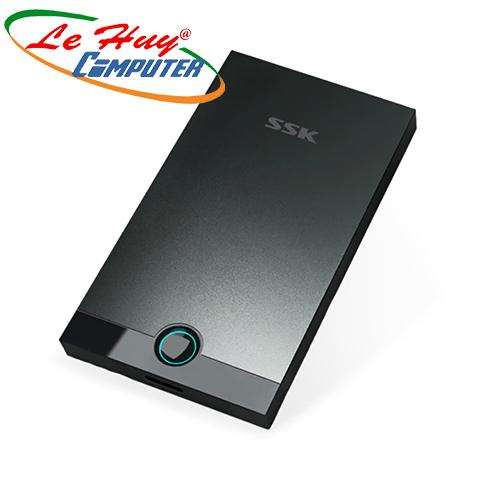 """Hộp Box ổ cứng SSK 2.5"""" SHE 085 NEW USB 3.0 VỎ NHÔM"""