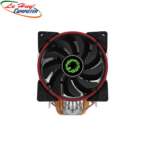 FAN CPU GAMMAX 500(FAN 12CM LED RGB)