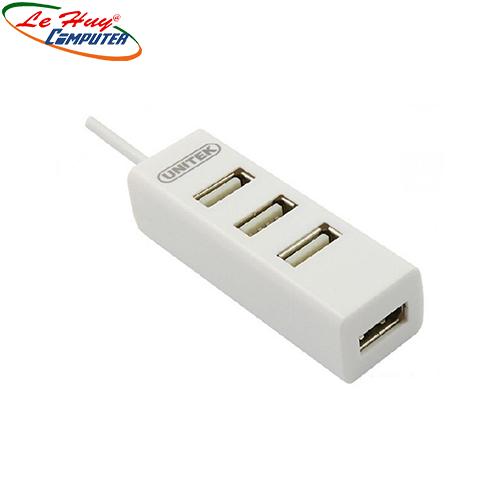 Hub USB 2.0 4 Ports Unitek (Y2146)