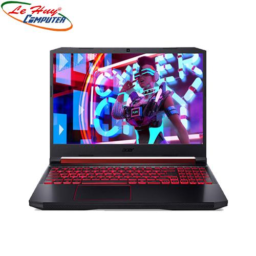 Máy tính xách tay/ Laptop Acer Nitro AN515-54-784P, Core i7-9750H(2.6GHz,12MB)/8GB/1TB/ GF GTX1650-4G, 15.6