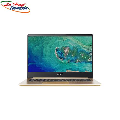Máy tính xách tay/ Laptop Acer Swift SF114-32-C9FV, Celeron N4000(1,10 GHz,4 MB)/4GBRAM/64GBeMMC/Intel UHD Graphics/14FHDIPS