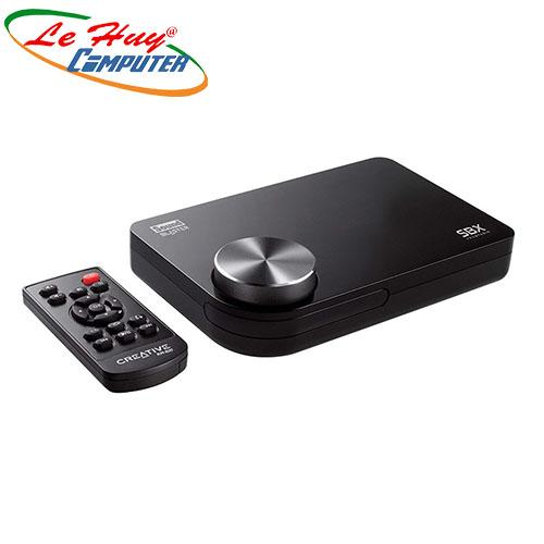 Card âm thanh Creative Sound Blaster X-Fi Surround 5.1 Pro SBX With Remote( SL có hạn )
