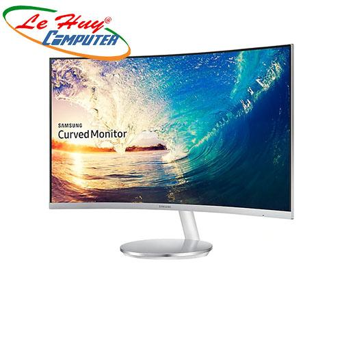 Màn hình máy tính cong Samsung 27
