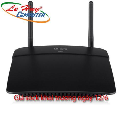 Linksys E1700 - Router Wifi Chuẩn N 300Mbps