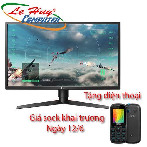 Màn hình LCD LG 27GK750F tn panel, 240hz-full hd