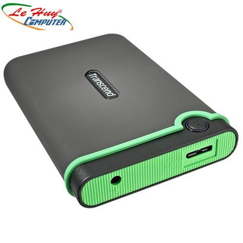 Ổ cứng gắn ngoài  Trancend 2.5'  M3/ H3 - 500G  USB 3.0