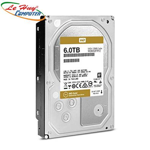 Ổ Cứng HDD Western 6TB Gold (BH Online 2Y) 3.5