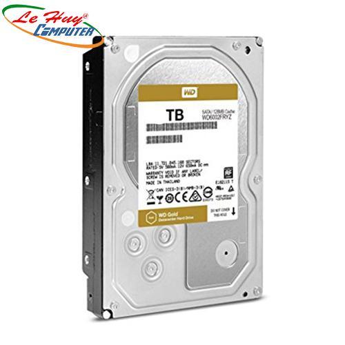 Ổ Cứng HDD Western 10TB Gold (BH Online 2Y) 3.5