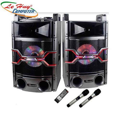 Loa Kéo Di Động Microtek MTK-04 (600W)