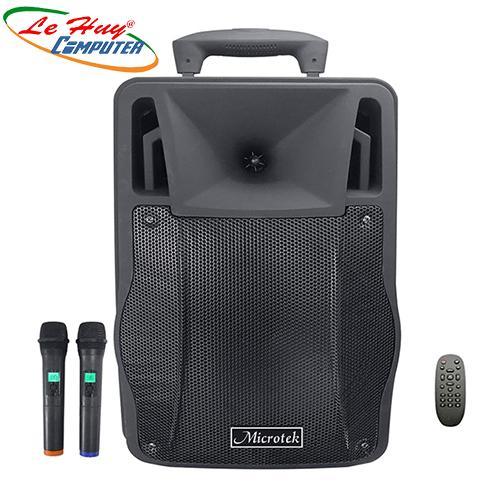 Loa Kéo Di Động Microtek MTK-06R (250W)