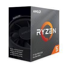 CPU AMD Ryzen 5 3600 3.6 GHz (4.2GHz Max Boost) / 36MB Cache / 6 cores / 12 threads /Socket AM4