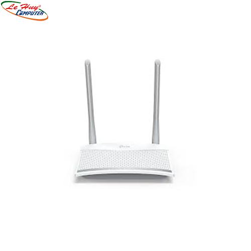 Thiết bị mạng - Router Wifi Chuẩn N Tốc Độ 300Mbps TL-WR820N