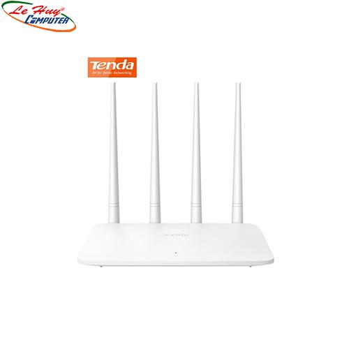 Thiết bị mạng - Router Tenda F6 ( Wireless N300 )