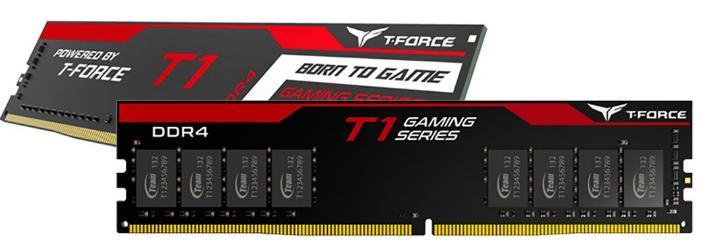 Ram Máy Tính Team DDR4 TEAM 8G T1 Elite 2400/2666 Value(Không Tản)