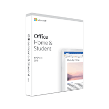 Phần mềm bản quyền/ Office Home and Student 2019 English APAC EM Medialess (79G-05066)