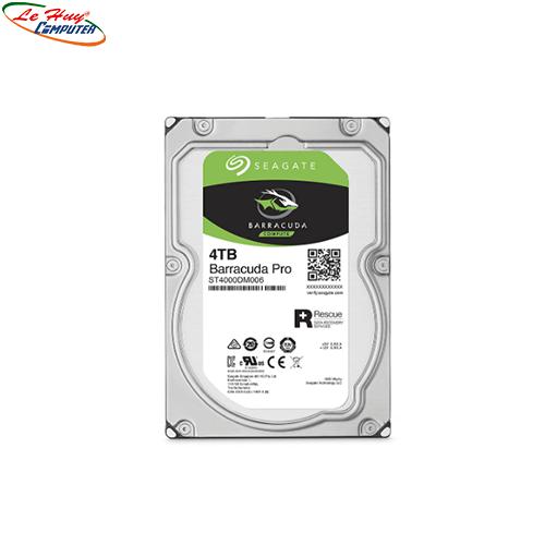 Ổ cứng HDD Seagate Barracuda Pro 4TB 3.5