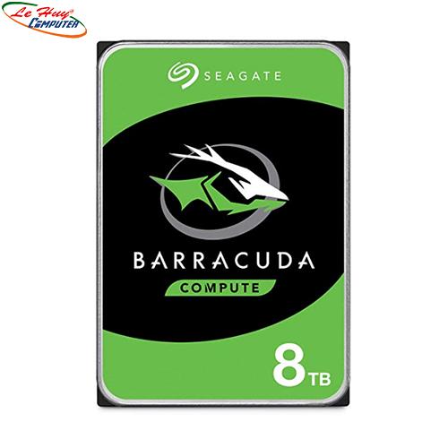 Ổ cứng HDD Seagate Barracuda 8TB Sata 3.5