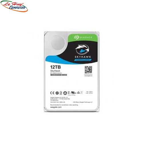 Ổ cứng HDD Seagate Skyhawk 12TB 3.5