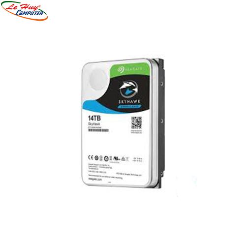 Ổ cứng HDD Seagate Skyhawk 14TB 3.5