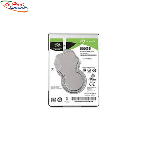 Ổ cứng HDD Seagate 500GB 2.5 ST500LM034 PRO
