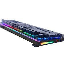 Bàn phím cơ Fuhlen Subverter GK4080 RGB TẶNG KÈM CHUỘT DURGOD M39 USB