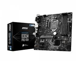 Mainboard MSI B365M PRO VDH