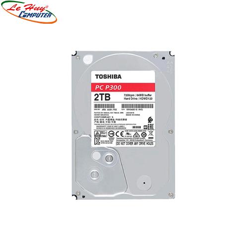 Ổ cứng HDD Toshiba P300 2TB 3.5