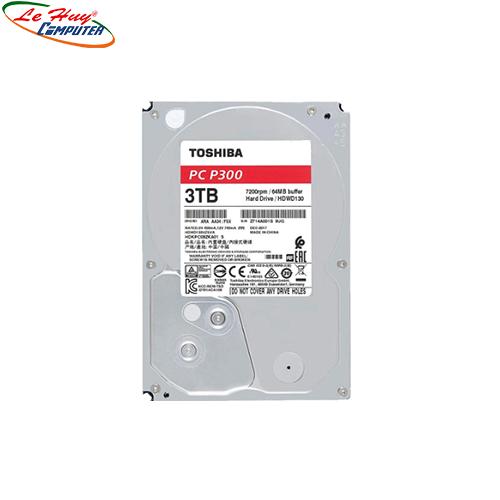 Ổ cứng HDD Toshiba P300 3TB 3.5