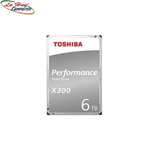 Ổ cứng HDD Toshiba 6TB 3.5