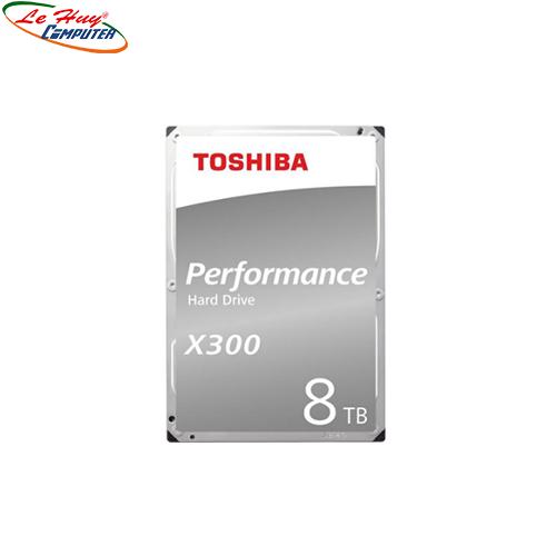 Ổ cứng HDD Toshiba X300 8TB 3.5