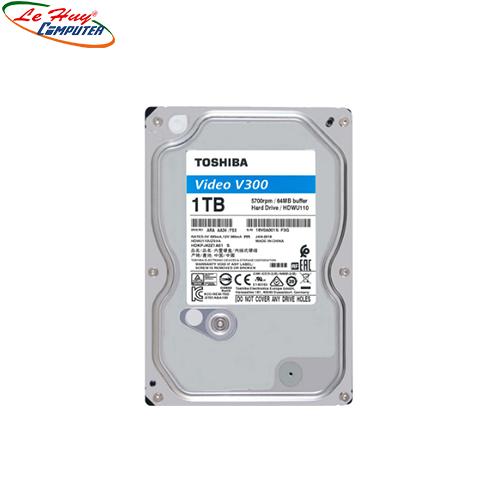 Ổ cứng HDD Toshiba V300 64MB 5700rpm 1TB 3.5