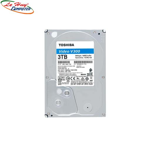 Ổ cứng HDD Toshiba V300 64MB 5940rpm 3TB 3.5