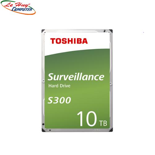 Ổ cứng HDD Toshiba S300 Surveillance 10TB 3.5