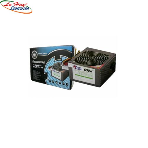 Nguồn Dtech  650W24F (PW036)