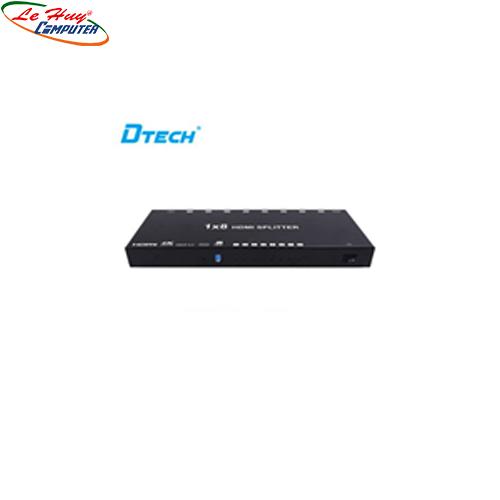 Multi HDMI 2.0  1->8 Dtech   4Kx 2K (DT-6548)