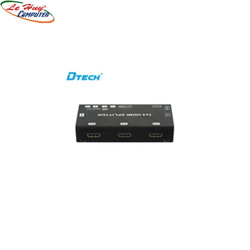 Multi HDMI 2.0  1->4 Dtech   4Kx 2K (DT-6544)