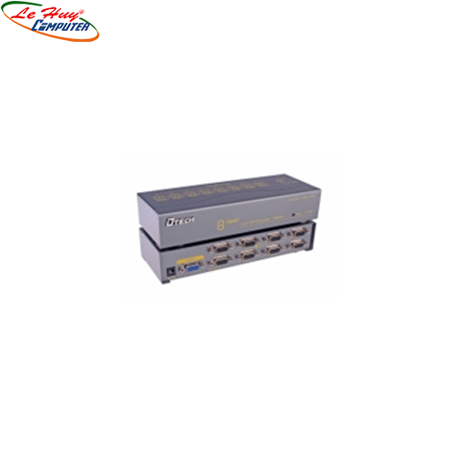 Multi VGA LCD 1-8 Dtech  350MHz (DT-7358)
