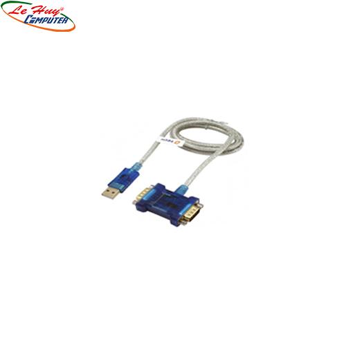 Cable USB->2 đầu Com 9 (DT5024)