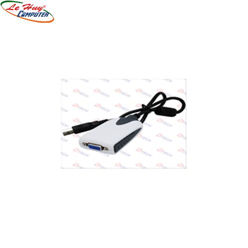 Cable USB->VGA DTECH (DT6510)