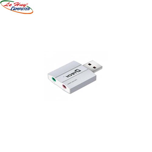 Đầu đổi USB ->Audio Dtech  (DT-6006)