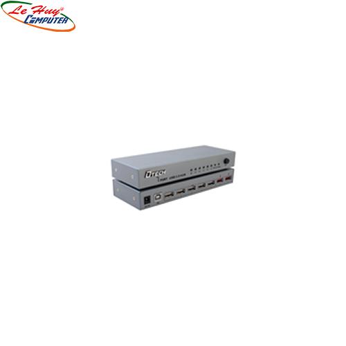 Hub USB  Dtech  7-1(2.0)DT-3207